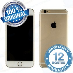 Apple iPhone 6 16Gb Gold Unlocked -  great Condition with 12 months warranty